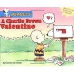 A Charlie Brown Valentine (Peanuts) Book Schulz